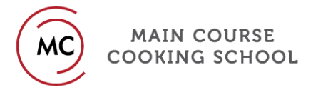 mc cooking school logo