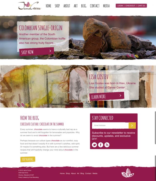 Jama Cocoa   Home page
