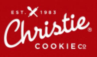 Christie Cookies logo